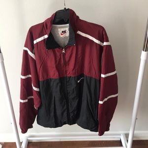 Nike Vintage Windbreaker Mens Size Extra Large
